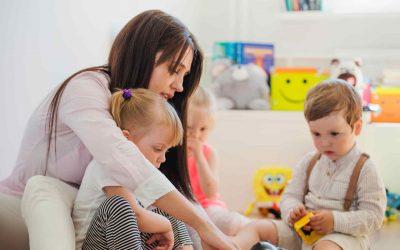 Nuevo modelo 233. Gastos en Guarderías o Centros de Educación Infantil.